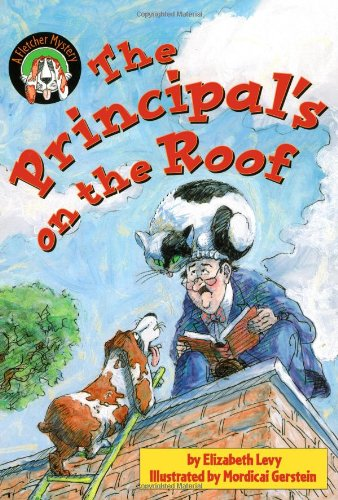 9780689846274: The Principal's on the Roof: A Fletcher Mystery