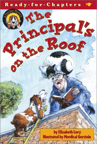 9780689846304: The Principal's on the Roof
