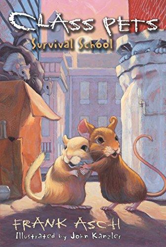 9780689846564: Survival School (Class Pets)