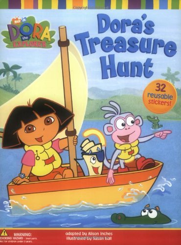 9780689846649: Dora's Treasure Hunt