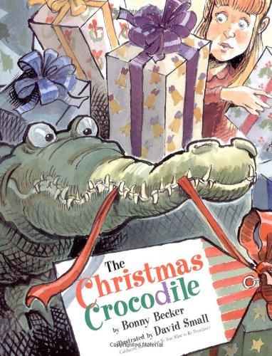 9780689846663: The Christmas Crocodile