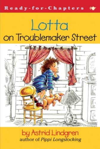 9780689846731: Lotta on Troublemaker Street (Ready-for-Chapters)