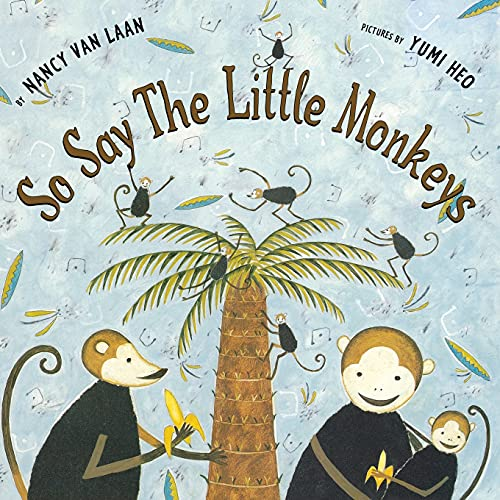 9780689846908: So Say the Little Monkeys