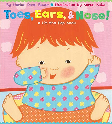 9780689847127: Toes, Ears, & Nose! A Lift-the-Flap Book