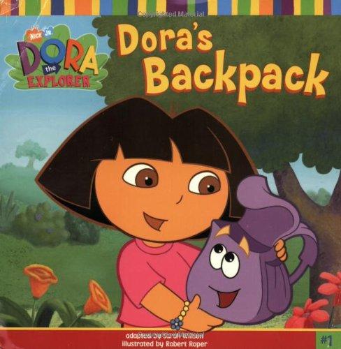 9780689847202: Dora's Backpack (Dora the Explorer 8x8 (Quality))