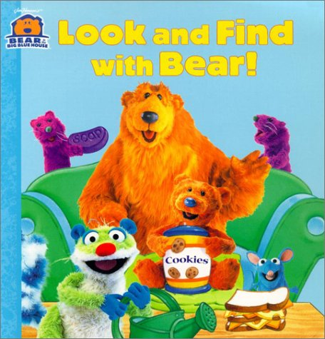 Look and Find with Bear!: Kantor, Susan