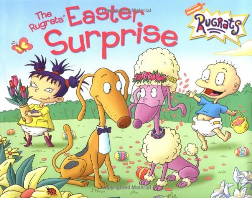 9780689847424: The Rugrats' Easter Surprise