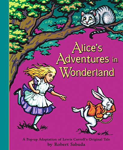 9780689847431: Alice's Adventures in Wonderland: A Pop-up Adaptation of Lewis Carroll's Original Tale