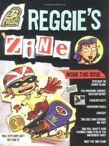 9780689847493: Reggie's Zine