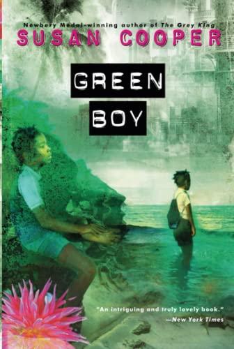 9780689847608: Green Boy