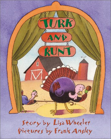9780689847615: Turk and Runt: A Thanksgiving Comedy