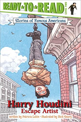 Harry Houdini: Escape Artist (Level 2): Patricia Lakin