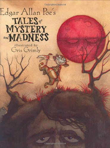9780689848377: Edgar Allan Poe's Tales of Mystery and Madness