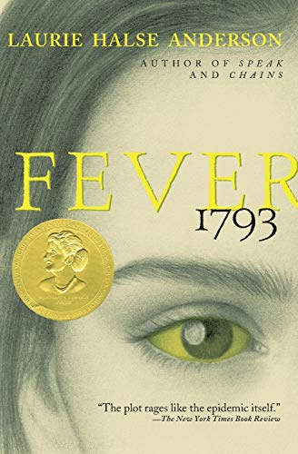 Fever 1793: Anderson, Laurie Halse