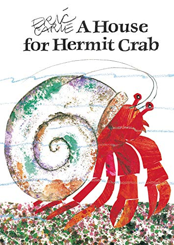 9780689848940: A House for Hermit Crab (World of Eric Carle)