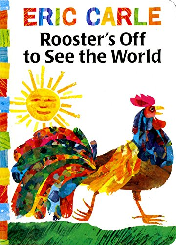 9780689849015: Rooster's Off to See the World (The World of Eric Carle)