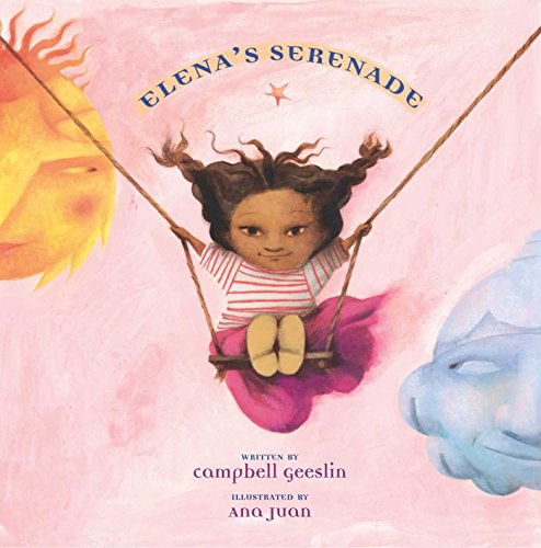 9780689849084: Elena's Serenade (Americas Award for Children's and Young Adult Literature. Commended)