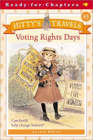 9780689849121: Voting Rights Days (Hitty's Travels)
