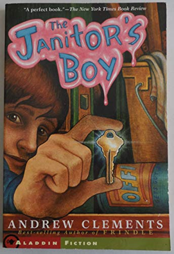 9780689849169: The Janitor's Boy