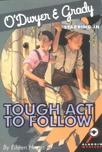 O'Dwyer & Grady Starring in Tough Act to Follow: Heyes, Eileen