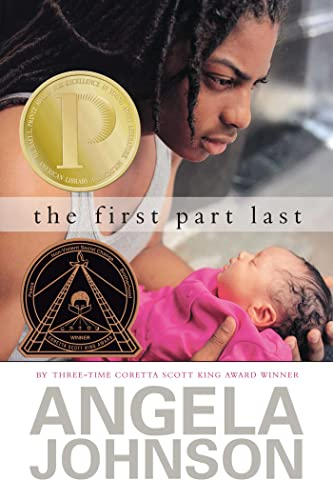 9780689849220: The First Part Last (Coretta Scott King Author Award Winner)