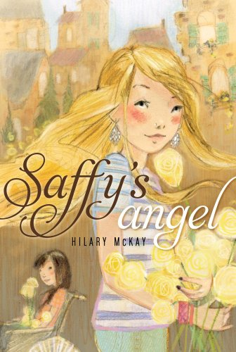 9780689849343: Saffy's Angel