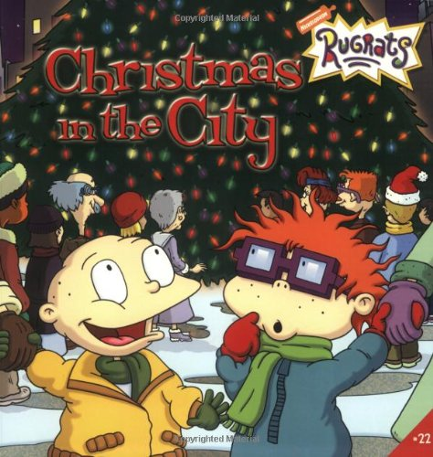 9780689849367: Christmas in the City (Rugrats)