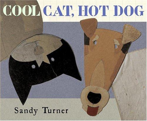 9780689849466: Cool Cat, Hot Dog