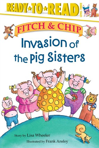 9780689849534: Invasion of the Pig Sisters (Fitch & Chip)