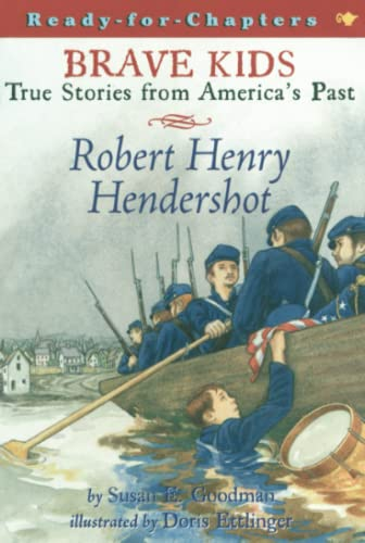 9780689849800: Robert Henry Hendershot (Ready-for-Chapters)