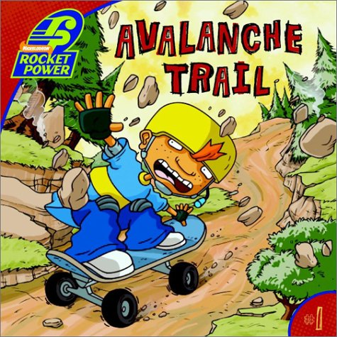 avalanche trail nickelodeon rocket power numbered by terry