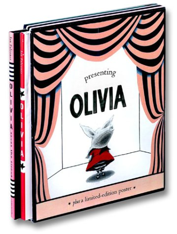 9780689850394: Olivia Saves the Circus: Slipcase
