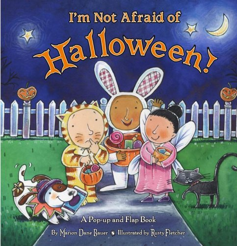 9780689850509: I'm Not Afraid of Halloween!: A Pop-Up and Flap Book