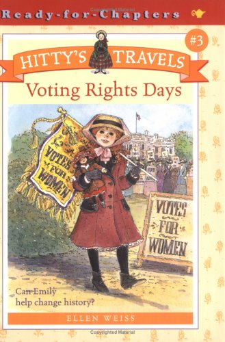 9780689850592: Voting Rights Days (Hitty's Travels)