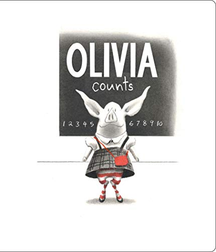 9780689850875: Olivia Counts