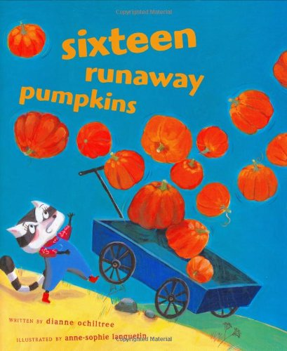 9780689850905: Sixteen Runaway Pumpkins