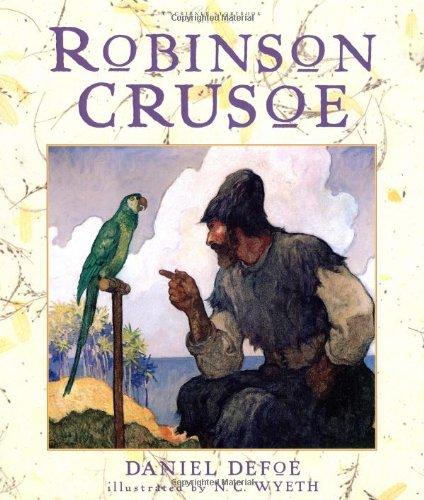 9780689851049: Robinson Crusoe