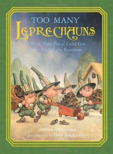 9780689851124: Too Many Leprechauns
