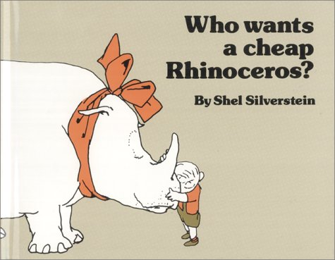 9780689851131: Who Wants a Cheap Rhinoceros?