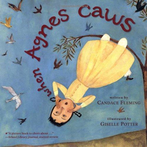 9780689851186: When Agnes Caws