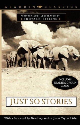 9780689851254: Just So Stories (Aladdin Classics)