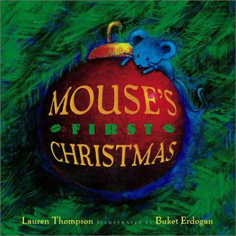 9780689851414: Mouse's First Christmas (Classic Board Books)