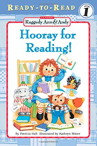 9780689851780: Raggedy Ann & Andy: Hooray for Reading!
