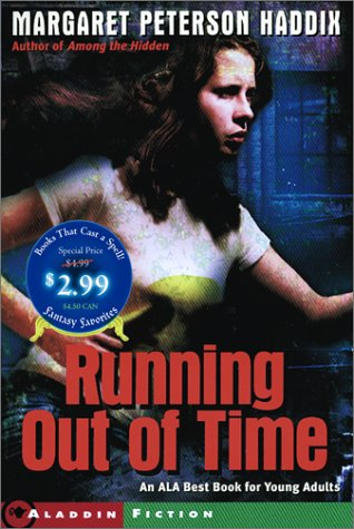 9780689852015: Running Out of Time/Fantasy