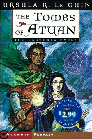 9780689852039: The Tombs of Atuan (The Earthsea Cycle, Book 2)