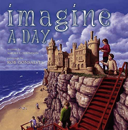 9780689852190: Imagine a Day (Byron Preiss Book)