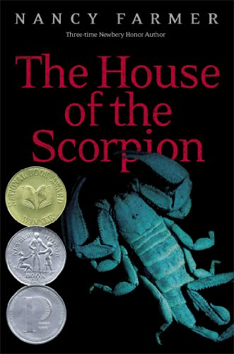 9780689852220: The House of the Scorpion (Newbery Honor Book)