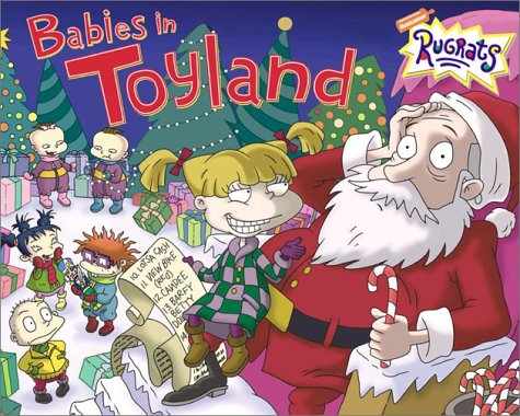 9780689852282: Babies in Toyland (Rugrats)