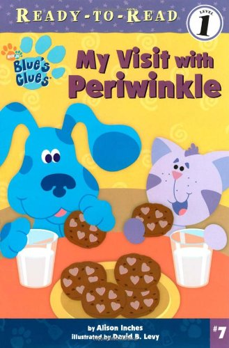 My Visit with Periwinkle: Alison Inches, David