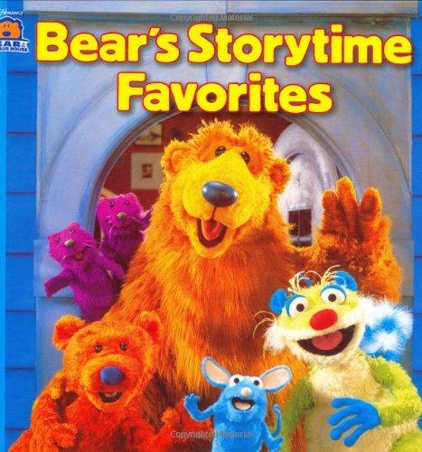 9780689852374: Bear's Storytime Favorites